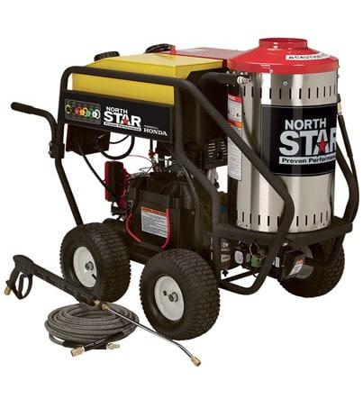 Maquina de vapor para limpieza 3000 PSI